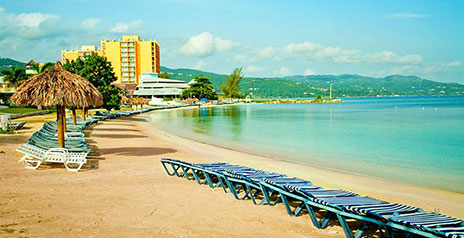 Sunset Beach Resort Spa Waterpark Is One Of The Premier Beachfront All Inclusive Family Resorts In Montego Bay Jamaica Offering Best Value